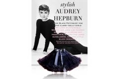 Dolly AUDREY HEPBURN Pettiskirt