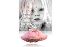 Dolly ISABELLA PINK Pettiskirt