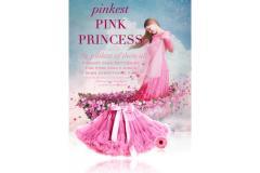 Dolly PINK PRINCESS Pettiskirt