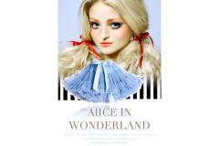 Dolly ALICE IN WONDERLAND Pettiskirt