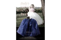 Dolly NAVY Long Romantic TUTU