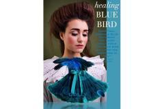 Dolly BLUE BIRD Pettiskirt