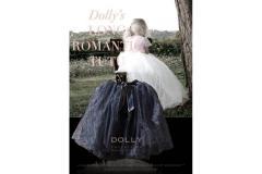 Dolly BLACK Long Romantic TUTU