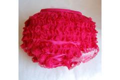 Bloomer raspberry - kalhotky s kanýrky