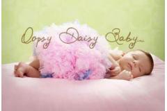 Oopsy Daisy Newborn Pink Rainbow Pettiskirt