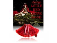 Dolly LITTLE RED RIDING HOOD Pettiskirt
