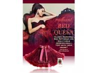 Dolly RED QUEEN Pettiskirt